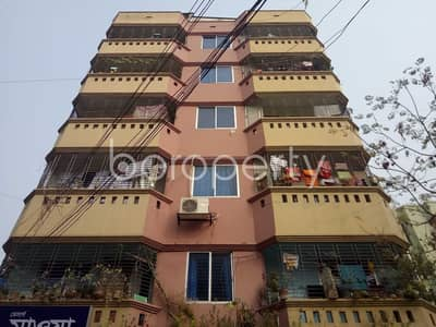 3 Bedroom Flat for Rent in Uttara, Dhaka - 1000 Sq Ft Residential Apartment Is Up For Rent At Uttara-14