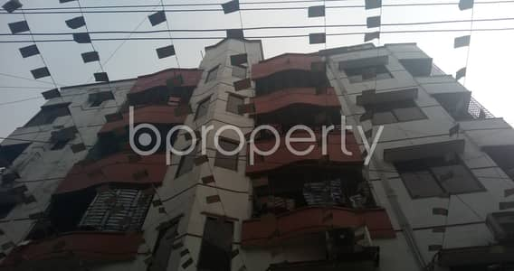 2 Bedroom Flat for Rent in Mohammadpur, Dhaka - 720 Square Feet Apartment Is Up For Rent At Mohammadpur, Babar Road