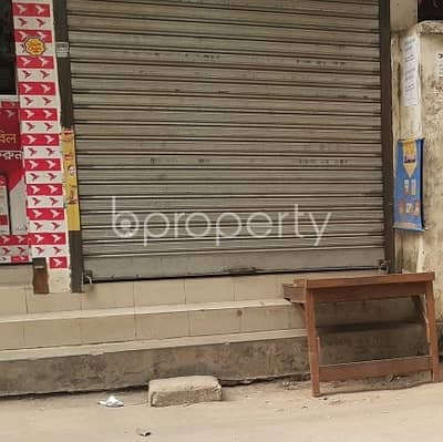 Shop for Rent in Mohammadpur, Dhaka - 119 Sq Ft Commercial Shop Is Up For Rental Purpose In Pc Culture Housing.