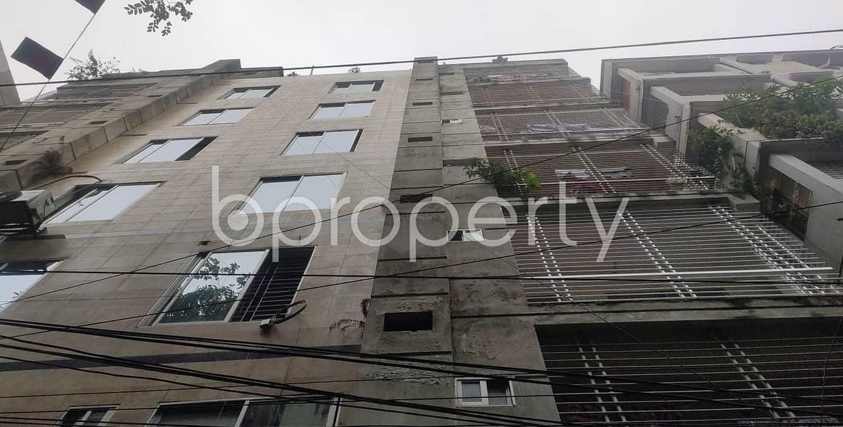 Beautiful Flat Of 1100 Sq Ft Is Vacant Right Now For Sale In Kathalbagan
