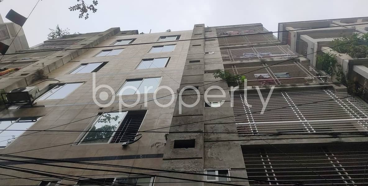 A Beautifully Constructed Apartment Of 1100 Sq Ft Is Available Right Now For Sale In Kathalbagan