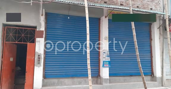 Shop for Rent in Dhanmondi, Dhaka - 110 Sq Ft Commercial Shop Is Up For Rental Purpose In West Dhanmondi And Shangkar.