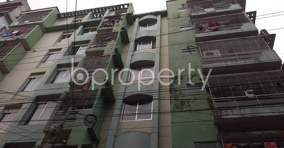 3 Bedroom Flat for Rent in 9 No. North Pahartali Ward, Chattogram - Built with modern amenities, check this flat for rent which is 1000 SQ FT in 9 No. North Pahartali Ward