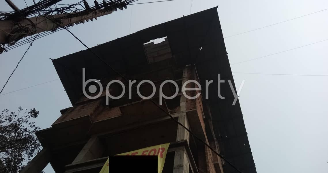 Well Organized Commercial Floor Of 2758 Sq Ft Is Now Up For Sale In Mirpur 11