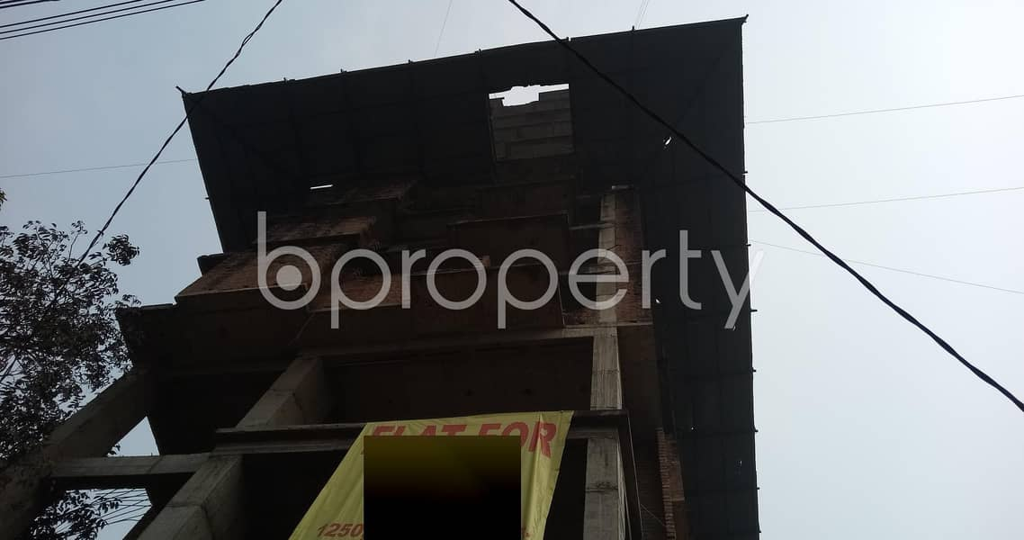 Get This 2758 Sq Ft Wonderful Commercial Space In Mirpur Sec- 11, Is Available For Sale
