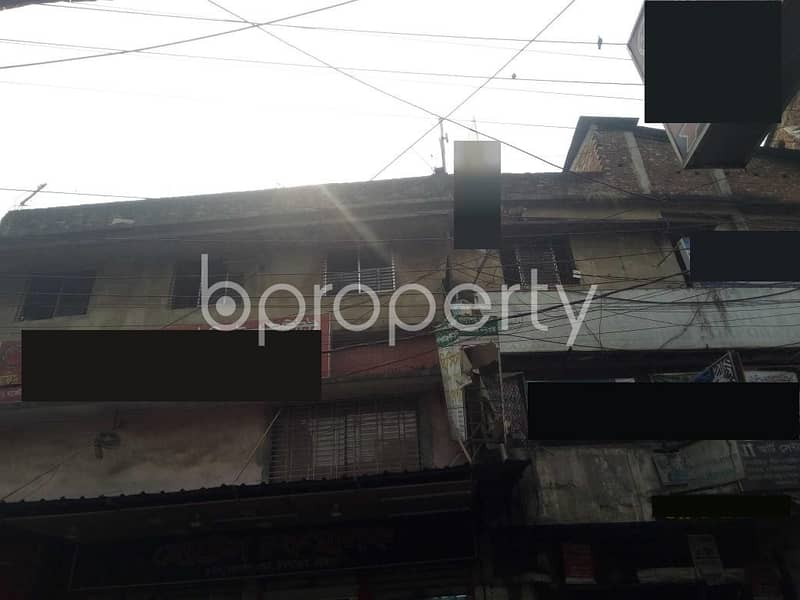 Planned Commercial Office At Chawk Bazar Is Up For Rent.