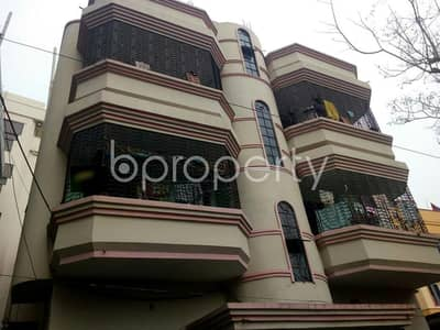 2 Bedroom Flat for Rent in Bayazid, Chattogram - 800 Square feet well-constructed apartment is available in Shahid Nagar for rental purpose