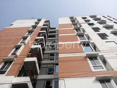 ভাড়ার জন্য BAYUT_ONLYএর ফ্ল্যাট - কালাচাঁদপুর, ঢাকা - This Cozy 1500 Sq Ft Residential Place Is For Rent At Kalachandpur.