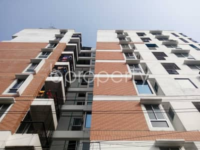 ভাড়ার জন্য BAYUT_ONLYএর অ্যাপার্টমেন্ট - কালাচাঁদপুর, ঢাকা - Affordable and beautiful flat is up for rent in Kalachandpur which is 1500 SQ FT