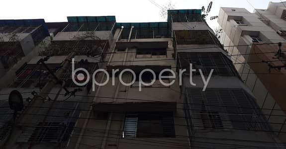 3 Bedroom Flat for Rent in New Market, Dhaka - This Cozy 1250 Sq Ft Residential Place Is For Rent At New Market, Elephant Road.
