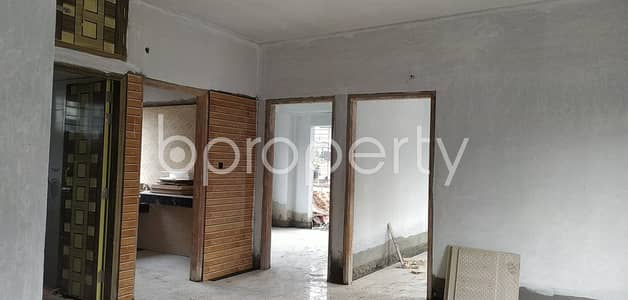 3 Bedroom Flat for Sale in Badda, Dhaka - 1004 Sq Ft Residential Flat Is Available For Sale At Uttar Badda