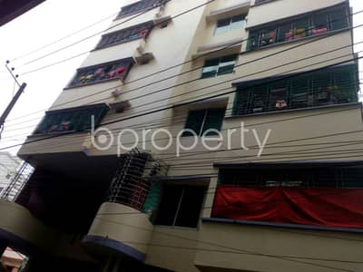 2 Bedroom Apartment for Rent in Bayazid, Chattogram - In Shahid Nagar, 850 Sq Ft Residential Place Is Available For Rent Which Is Adjacent To Mutual Trust Bank Ltd.