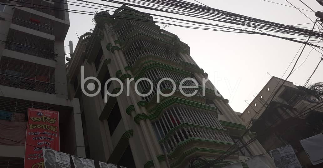 In Patharghata, 1200 Sq Ft Residential Place Is Available For Rent Which Is Adjacent To Pubali Bank Limited