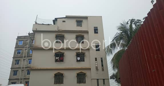 2 Bedroom Flat for Rent in Halishahar, Chattogram - In Bandartila, Residential Place Is Available For Rent Which Is Adjacent To The City Bank Limited.