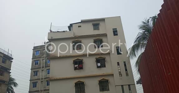 2 Bedroom Apartment for Rent in Halishahar, Chattogram - In South Halishahar, Residential Place Is Available For Rent Which Is Adjacent To Al Hera Islami Academy And Madrasah.