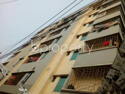 2 Bedroom Flat for Rent in Bayazid, Chattogram - In Bayazid, 2 Bedroom Residential Place Is Available For Rent Adjacent To Oxygen Jame Masjid