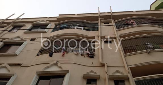 ভাড়ার জন্য BAYUT_ONLYএর ফ্ল্যাট - ৭ নং পশ্চিম ষোলশহর ওয়ার্ড, চিটাগাং - In Asian Housing Society, 1 Bedroom Residential Place Is Available For Rent Adjacent To Bahaddarhat Kacha Bazar