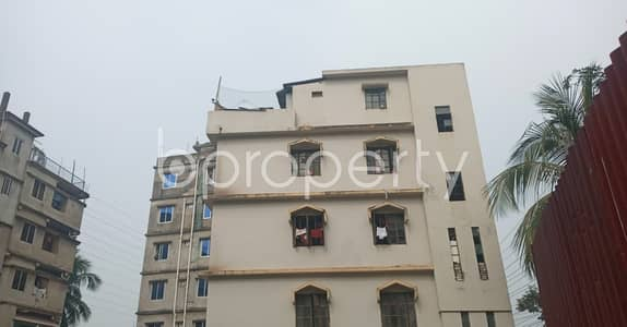 2 Bedroom Flat for Rent in Halishahar, Chattogram - In 39 No. South Halishahar Ward, Residential Place Is Available For Rent Which Is Adjacent To The City Bank Limited.