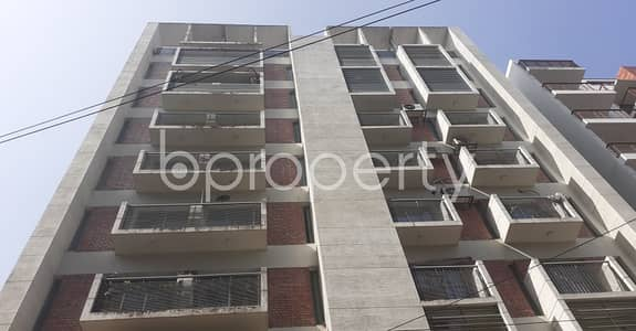 3 Bedroom Flat for Rent in Khulshi, Chattogram - In North Khulshi, 1700 Sq Ft Residential Place Is Available For Rent Adjacent To Jamuna Bank Limited