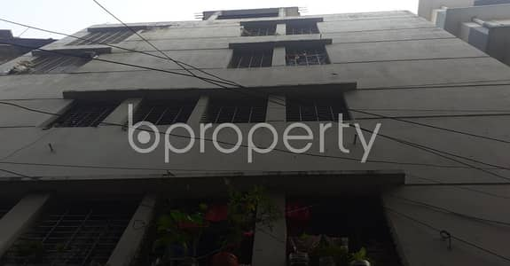 2 Bedroom Apartment for Rent in Jatra Bari, Dhaka - Express Your Individuality at this 800 sq. ft apartment which is for rent in Bibir Bagicha, School Road