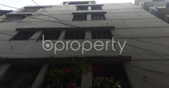 2 Bedroom Apartment for Rent in Jatra Bari, Dhaka - Express Your Individuality at this 800 sq. ft apartment which is for rent in Jatra Bari