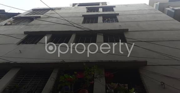 2 Bedroom Flat for Rent in Jatra Bari, Dhaka - Now you can afford to dwell well, check this 500 SQ FT home which is for rent in Bibir Bagicha