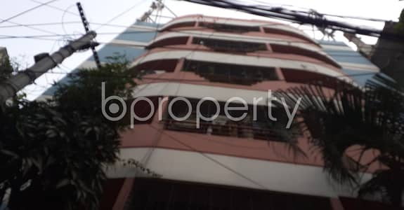3 Bedroom Apartment for Rent in Lalmatia, Dhaka - Residential Place Adjacent To Averroes International School In Lalmatia Is Up For Rent Which Is 1100 Sq Ft