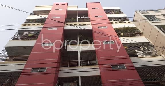ভাড়ার জন্য BAYUT_ONLYএর ফ্ল্যাট - বসুন্ধরা আর-এ, ঢাকা - Residential Place Adjacent To Bank Asia Limited In Bashundhara R-a Is Up For Rent Which Is Of 3 Bedroom