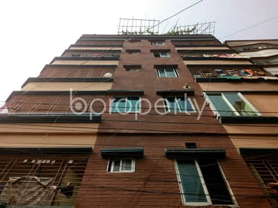 2 Bedroom Apartment for Rent in Badda, Dhaka - Residential Place Adjacent To Bou Bazar In Badda Is Up For Rent Which Is Of 2 Bedroom