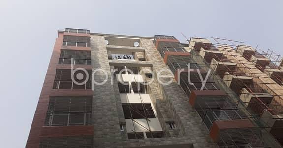 বিক্রয়ের জন্য BAYUT_ONLYএর ফ্ল্যাট - বসুন্ধরা আর-এ, ঢাকা - This 1250 Sq Ft Flat Is Up For Sale Within Your Affordability, Is Located At Bashundhara R-a
