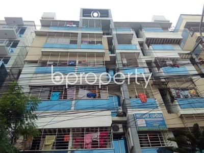 3 Bedroom Apartment for Sale in Uttara, Dhaka - Be The Owner Of This 1300 Sq Ft Nice Flat Which Is Available Now For Sale At Uttara Sonargaon Janapath.