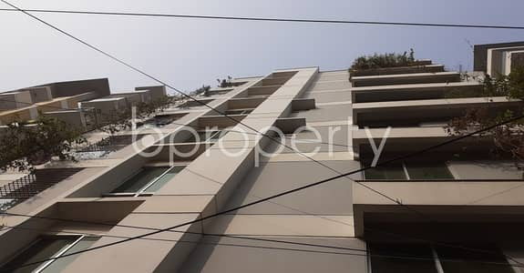 4 Bedroom Flat for Rent in Lalmatia, Dhaka - Close To European University Of Bangladesh, An Impressive Apartment For Rent Is Available In Lalmatia .