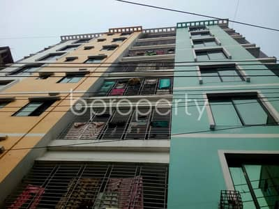 2 Bedroom Apartment for Sale in Bayazid, Chattogram - Strongly Structured This Apartment Is Now Vacant For Sale In Pathanpara Road, Bayazid .