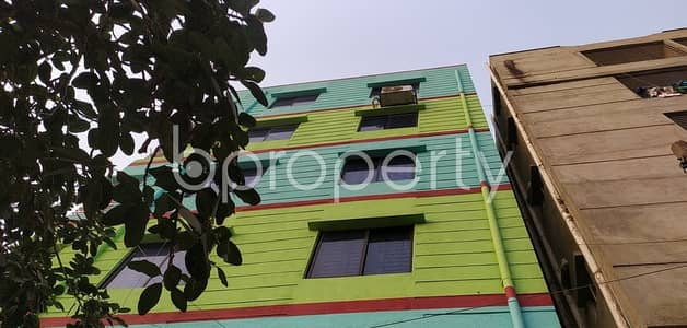 2 Bedroom Flat for Rent in Badda, Dhaka - Grab This Lovely 700 Sq. Ft Flat For Rent In Uttar Badda Before It's Rented Out Next To Badda Girls High School.