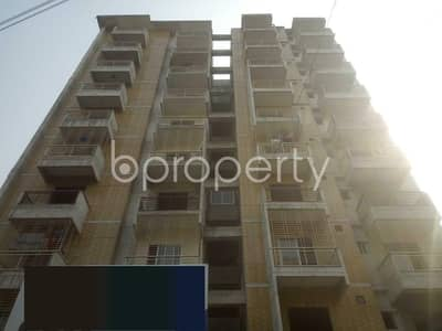 3 Bedroom Flat for Sale in Badda, Dhaka - This 1565 Sq Ft Apartment Comes With Peaceful & Spacious Living In Nurer Chala Badda, For Sale