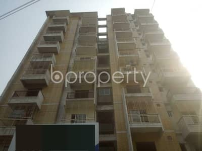 3 Bedroom Apartment for Sale in Badda, Dhaka - A Newly Constructed Apartment In Nurer Chala Badda, Is Available For Sale Which Is 1235 Sq Ft