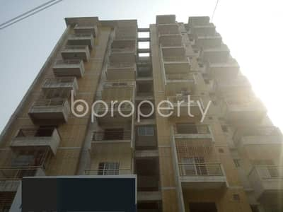 3 Bedroom Flat for Sale in Badda, Dhaka - We Are Pleased To Offer This Bright And Beautiful 1270 Sq Ft Flat For Sale, Located In Nurer Chala, Badda.