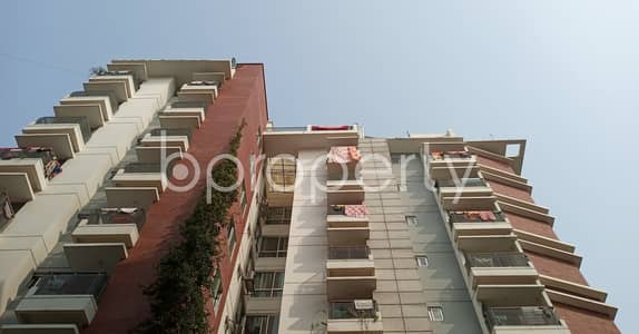 3 Bedroom Apartment for Rent in Mirpur, Dhaka - A Well-maintained Apartment Of 1200 Sq Ft Is Ready For Rent In Pallabi