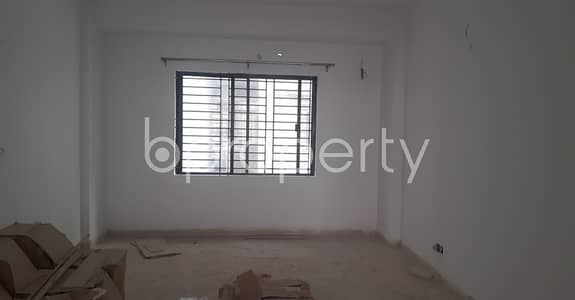 3 Bedroom Apartment for Rent in Bashundhara R-A, Dhaka - A Well-maintained Apartment Of 2350 Sq Ft Is Ready For Rent In Bashundhara R/a