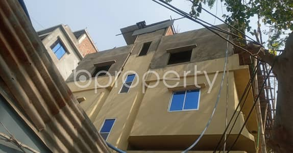 1 Bedroom Apartment for Rent in Patenga, Chattogram - 475 Sq Ft Flat Is Up For Rent With All Facilities At A Reasonable Price In North Patenga