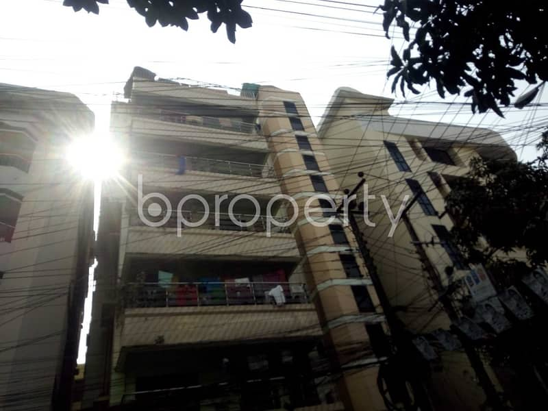 Affordable And Cozy 4 Bedroom Flat Is Up For Rent In The Location Of Sugandha Residential Area.