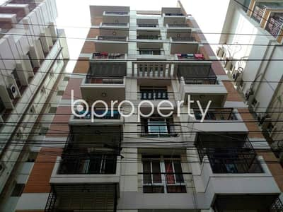 3 Bedroom Flat for Sale in Bashundhara R-A, Dhaka - Well Facilitated 1740 Sq Ft Residence Is Ready To Sale In Bashundhara R-a
