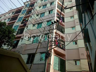 2 Bedroom Flat for Rent in Bayazid, Chattogram - This 900 Sq Ft Wonderful Apartment Is Set With Strong Structure In Bayazid, For Rent