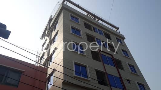 ভাড়ার জন্য BAYUT_ONLYএর অ্যাপার্টমেন্ট - হালিশহর, চিটাগাং - At Halishahar Housing Estate , A Nice 1 Bedroom Flat Up For Rent.