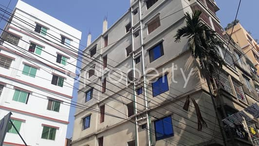 3 Bedroom Apartment for Rent in Halishahar, Chattogram - A Relaxing 1200 Sq Ft Flat Is Up For Rent At North Halishahar, With An Attractive Package