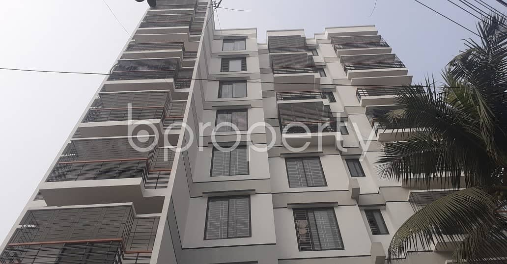 1250 Sq. Ft Apartment For Sale Close To Rising Star Model School & College At Madhya Ajampur .