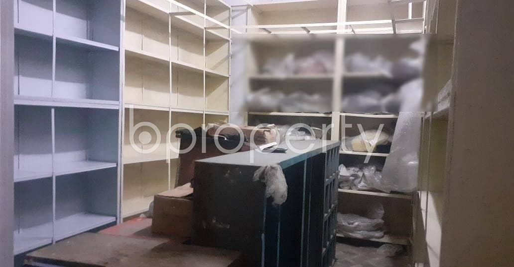 Commercial Shop Of 200 Sq Ft Is Available For Rent At Bangshal