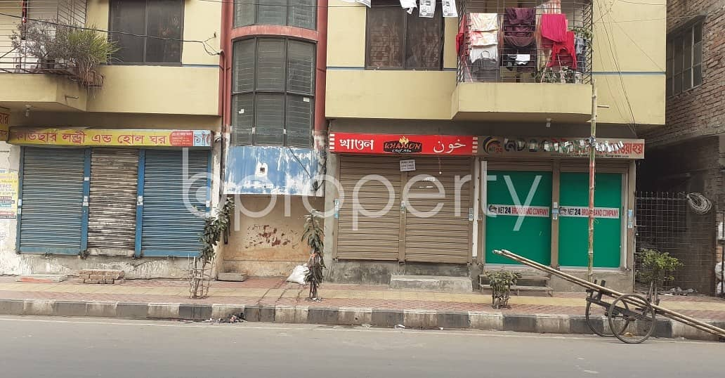 A Shop Is Up For Rent In Mirpur Near Mirpur University College