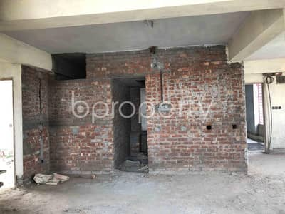 3 Bedroom Apartment for Sale in Dakshin Khan, Dhaka - Ready For Move In! Check This 1475 Sq. ft Home Which Is Up For Sale In Taltola Near To Ashiyan City Jame Masjid.