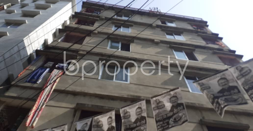 Now you can afford to dwell well, check this 900 SQ FT home which is for rent in Jamal Khan